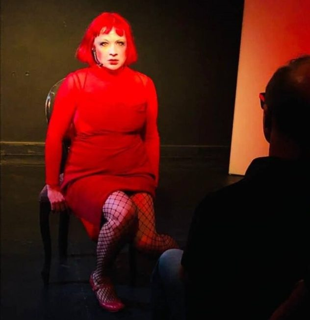A Queer Love of Dix performance